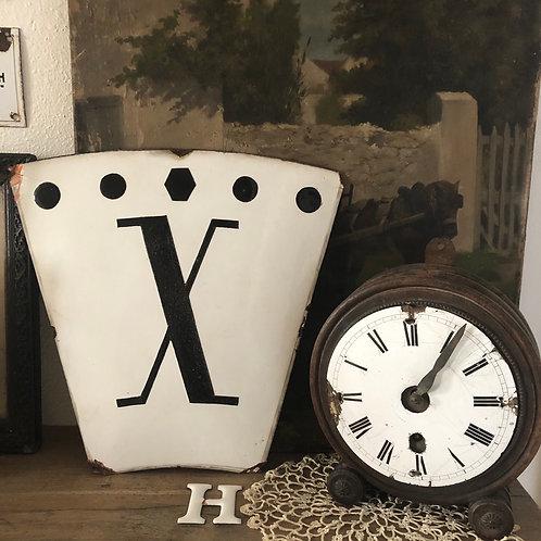 Cartouche d'horloge