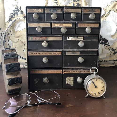 Layette d'horloger