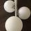 Thumbnail: Lustre 3 globes