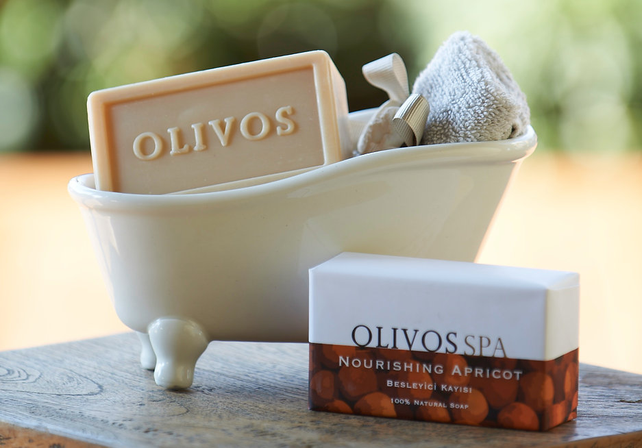 OLIVOS奧莉芙的橄欖 SPA皂