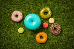 80702 甜甜圈水氧機 -色彩生活