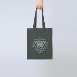BELOVED_004 Sri Yantra Tote Bag