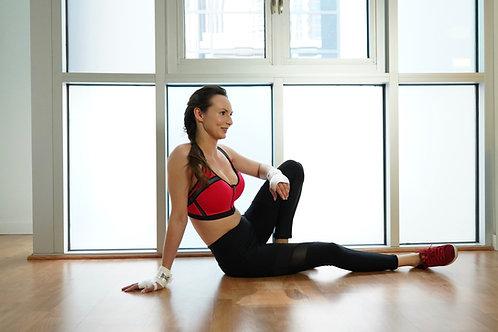 Body by Valeria -- Plank Challenge Program