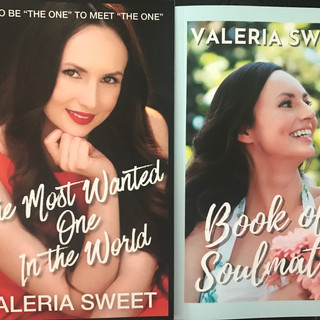 Valeria Sweet Author