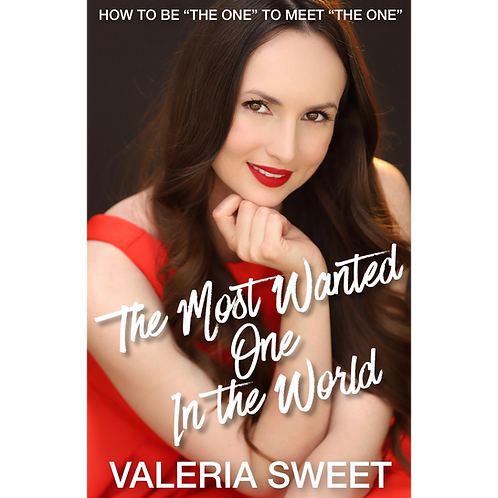 """The Most Wanted One In the World"" Audiobook"