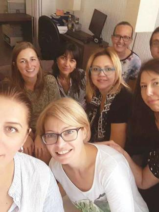 Roxana - EuSC Volunteer in Coratia