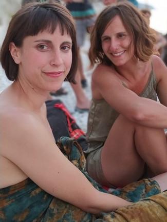 Norma and Caroline - EuSC Volunteers in Italy