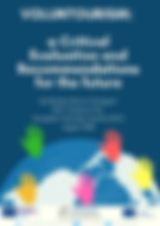 VOLUNTOURISM_ a Critical Evaluation and