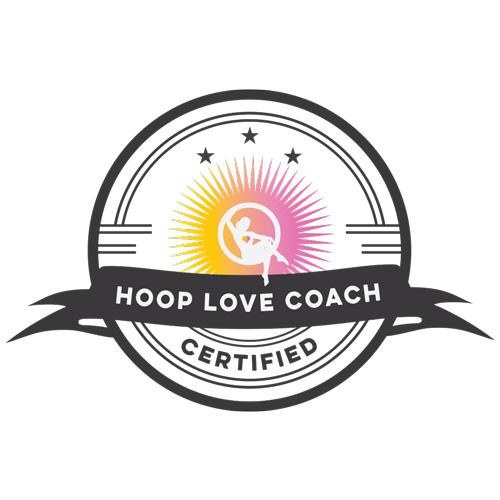 Certified Hoop Love Coach Logo