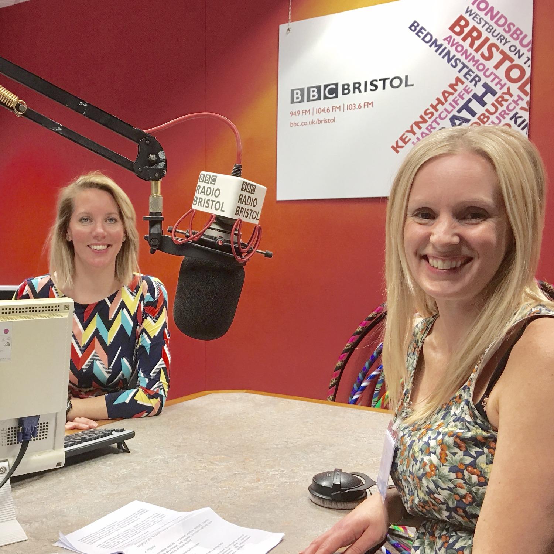 BBC Radio Bristol Laura Rawlings