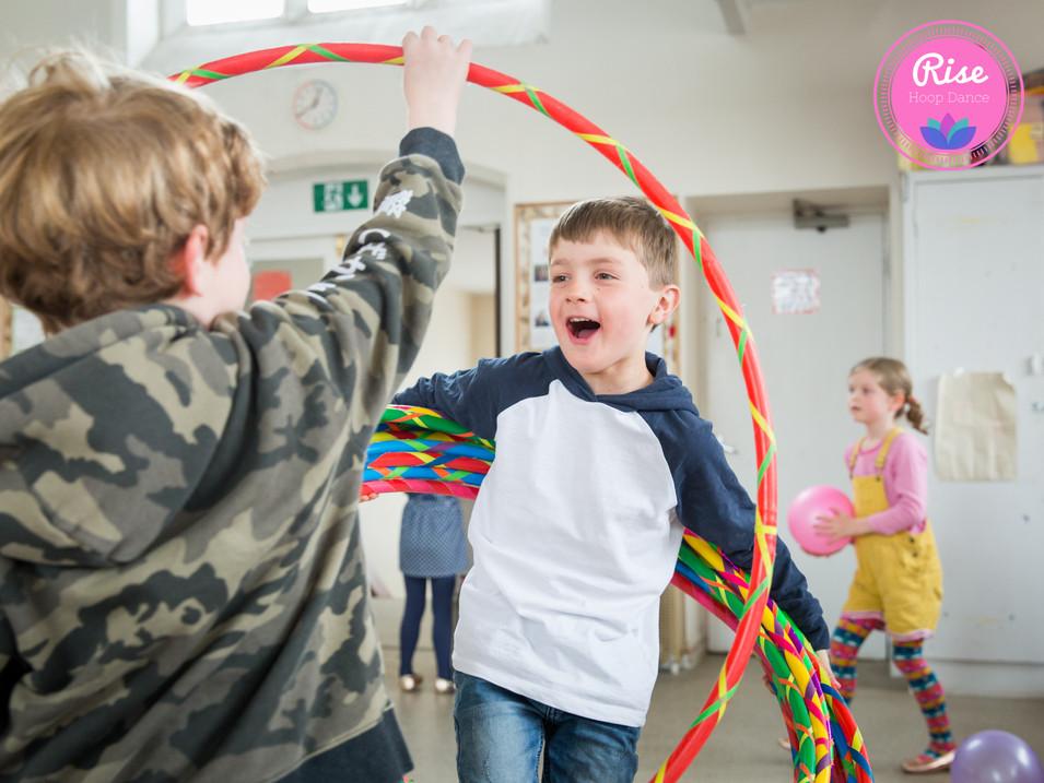 Rise Hoop Dance Bristol Hooping Workshop