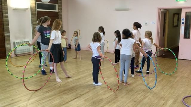Rise Hoop Dance Hooping Workshops Bristol