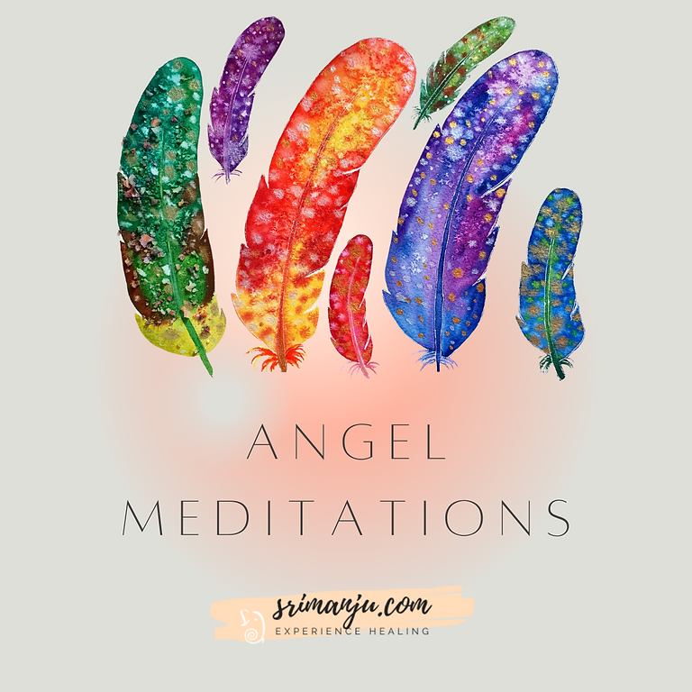 Angel Meditations Weekly - Thursday