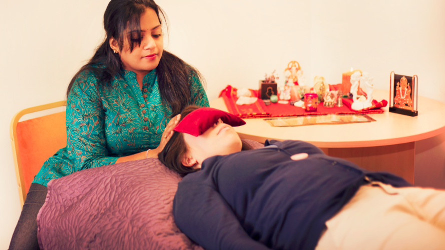 Reiki Treatment- Groupon Repeat Clients