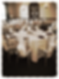 iridesent crush premium table linen for rental and weddings and events