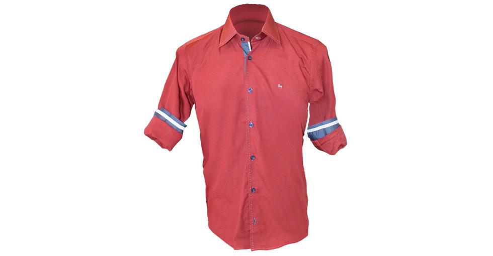 Camisa Boggi - Social