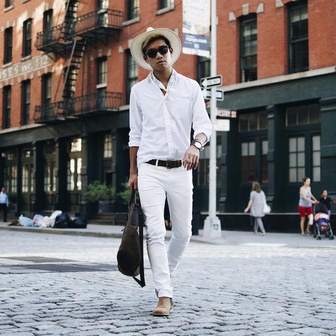 Camisa branca: guia definitivo para usar!