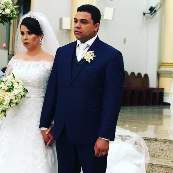 #Noivo5TH: o casamento de Anselmo e Brena