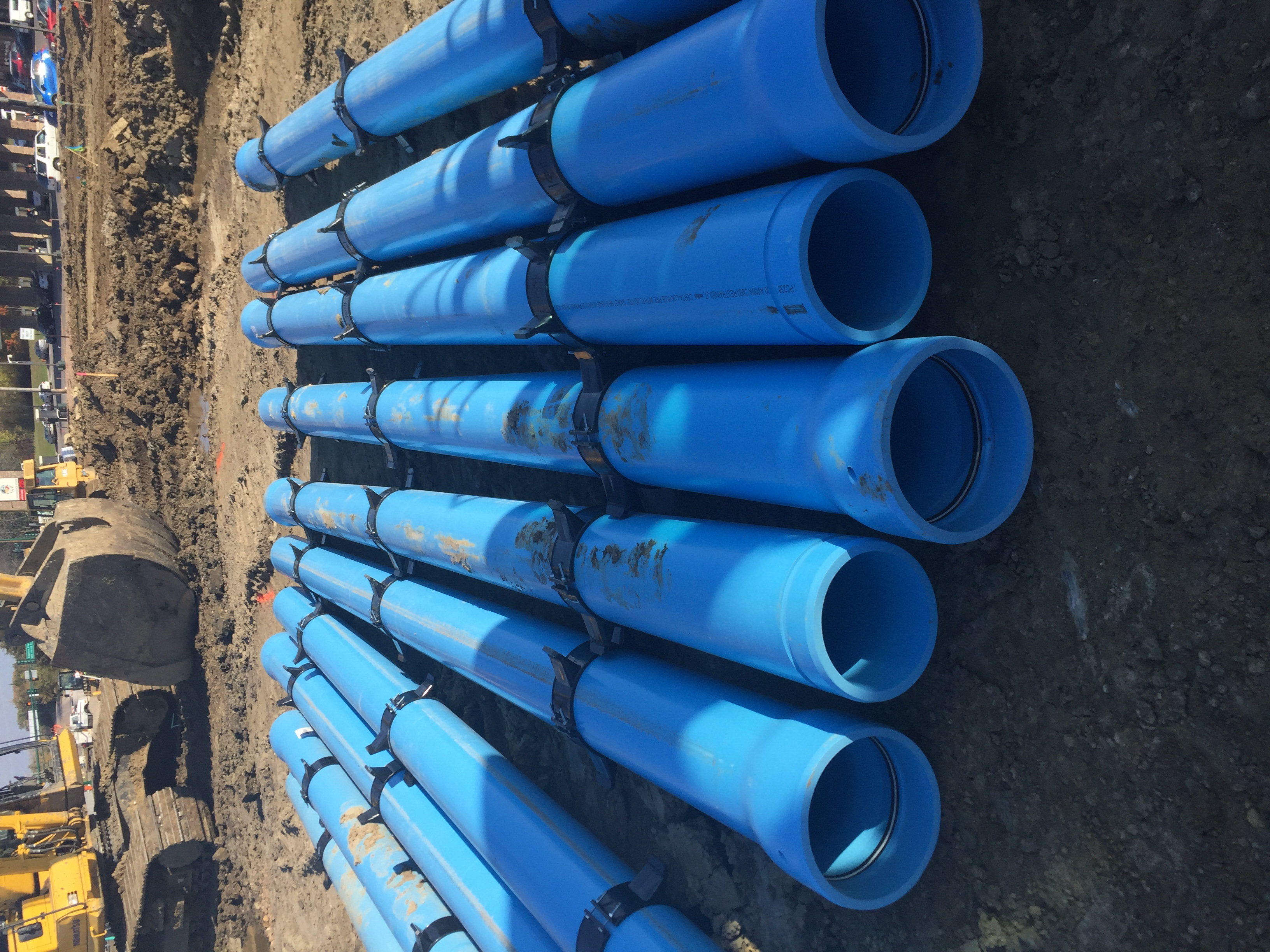 Diamond PVC_CCI HDPE Casing Spacers