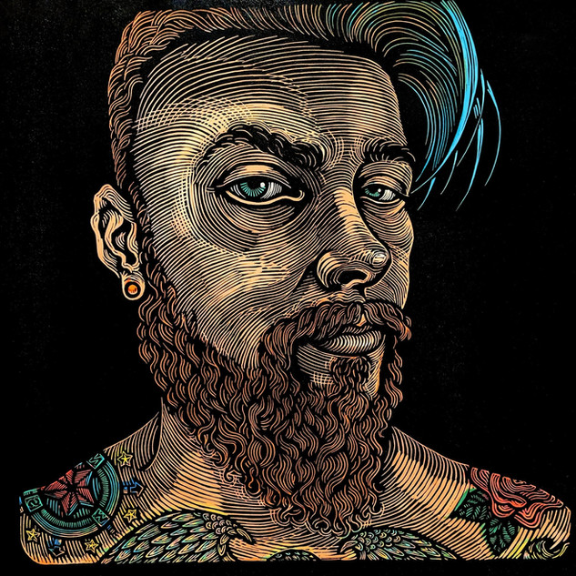 One World - Man with Tattoos.jpg