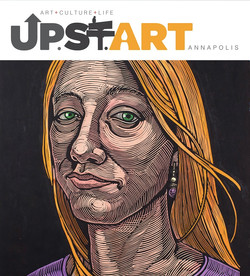 Cover of Upstart magazine 2016