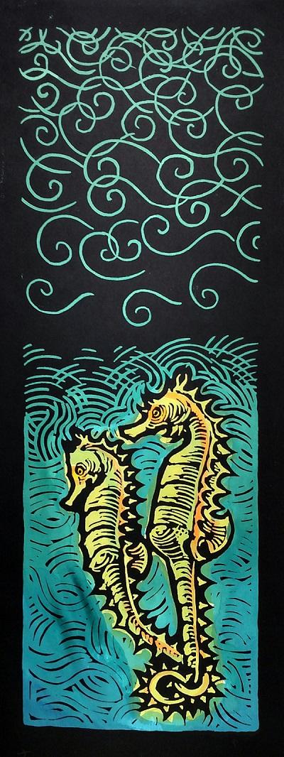 """Sea Horses"""