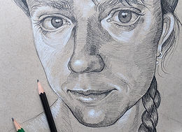 Virtual Portrait Drawing for Beginners