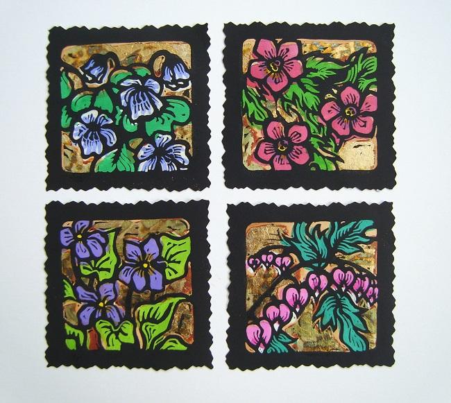 """""""Wildflower Quartet"""""""