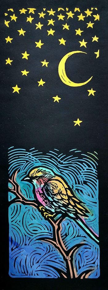 """Bird and Stars"""