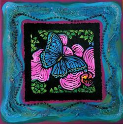 """""""Blue Butterfly"""""""