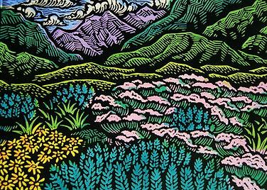 Beautiful Field II - Purple Flowers.jpg