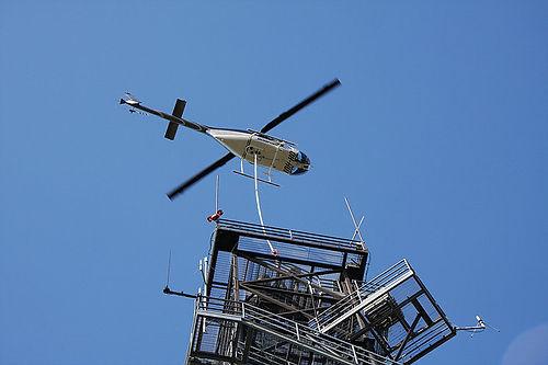 Helikopterinostot ja tavarankuljetus helikopterilla