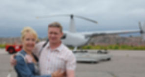 Maisemalento helikopterilla