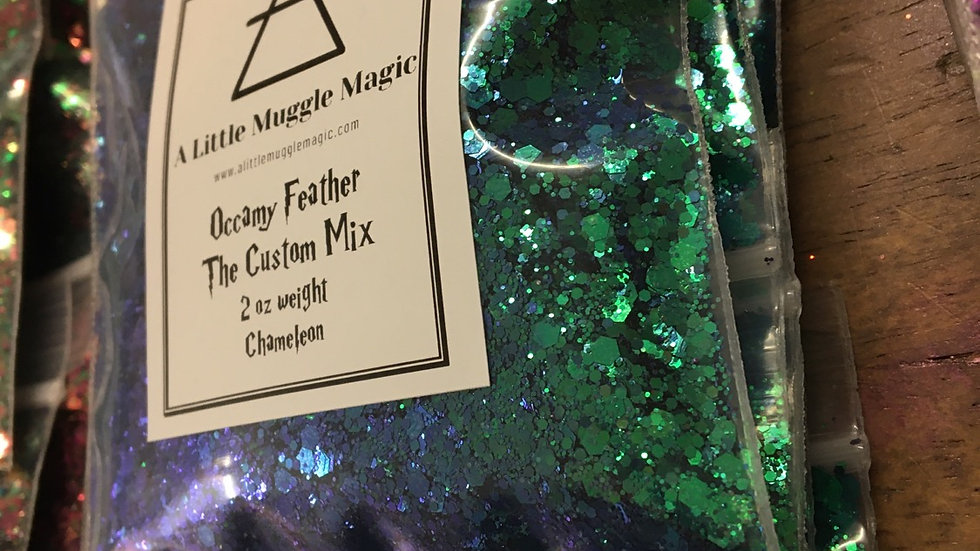 Occamy Feather, The Custom Mix
