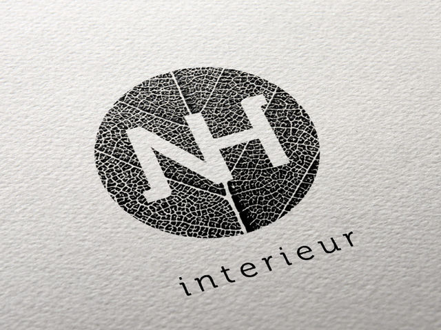 NH interieur - Logo Design