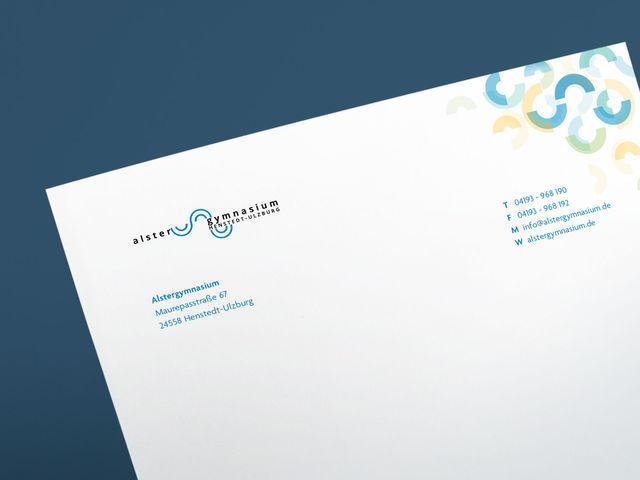 Alstergymnasium - Businesspaper