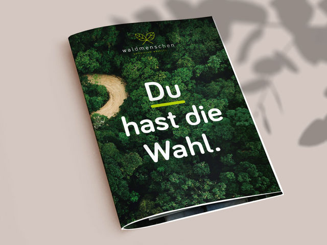 Waldmenschen - Pamphlet