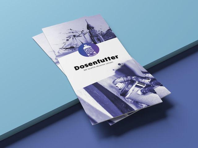 Dosenfutter - Brochure