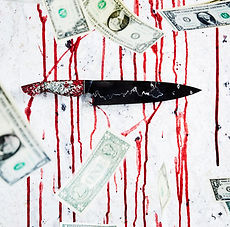 Cut Throat Knives Blood Money