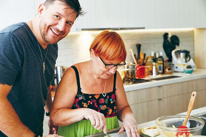 Manu and Mum Cooking.jpeg
