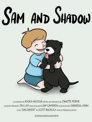 Sam and Shadow