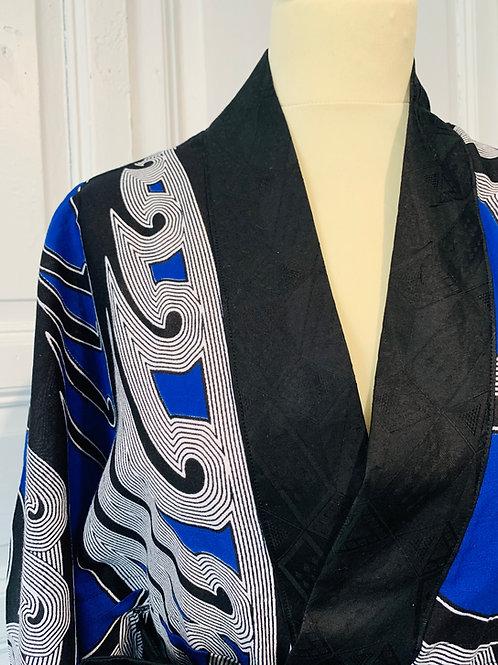 Kimono azul África - Colección África