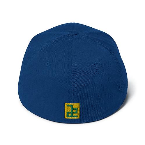 """""""Jerdogan"""" - brand design - Structured Twill Cap"""