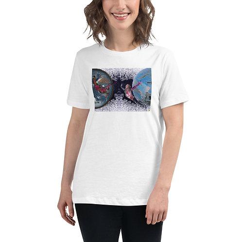 """holdON"" Women's Relaxed T-Shirt"