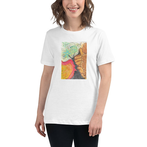 """""""Tree of all"""" Women's Relaxed T-Shirt"""