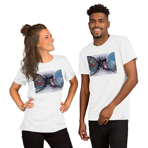 """holdON"" Unisex Premium-T-Shirt - Bella + Canvas"