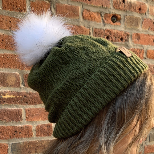 Sedgwick Hat in Olive