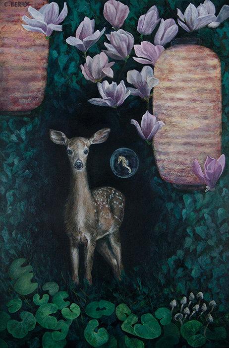 4. Wild Deer