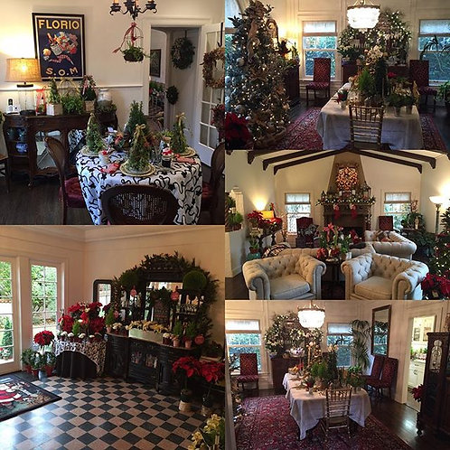 Christmas Trees, Holiday Trimmings, Yuletide Cheer