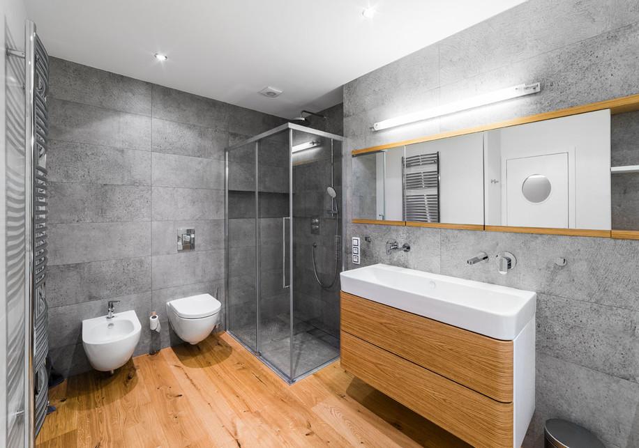Realizace koupelny - S větrem v plachtách